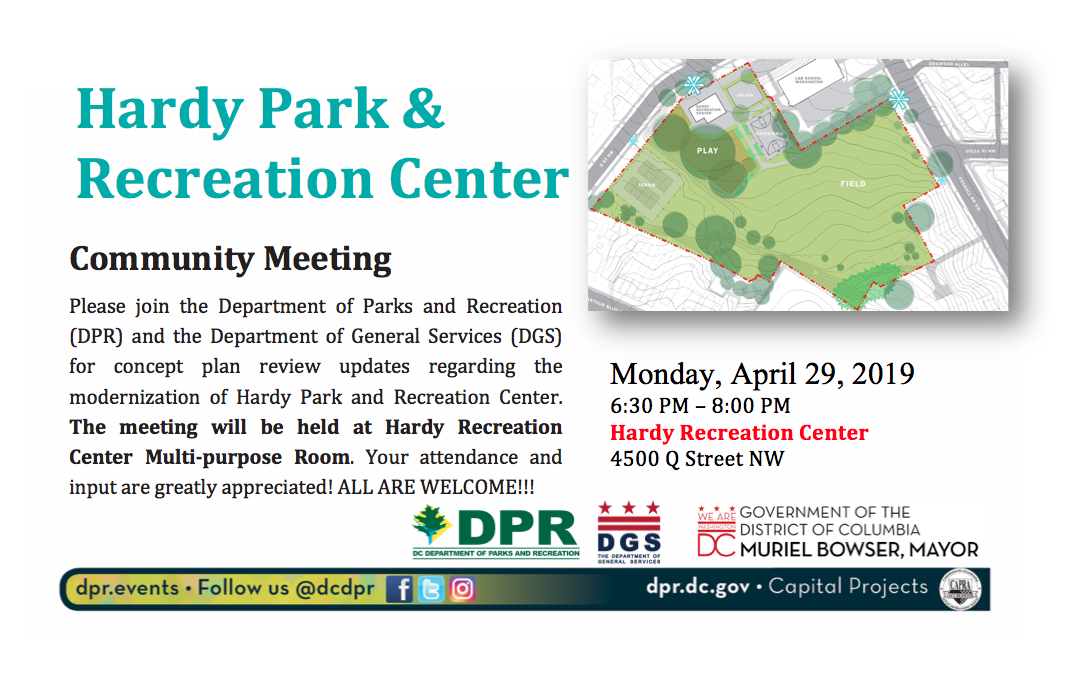Meeting Flyer from DPR